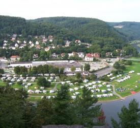 Camping in Hessen (Campingplätze)