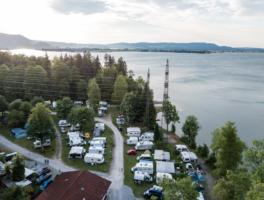Campingplatz Renken am Kochelsee