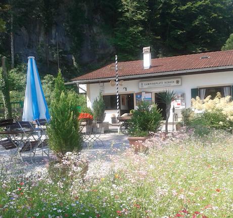 Camping in Bayern (Campingplätze)