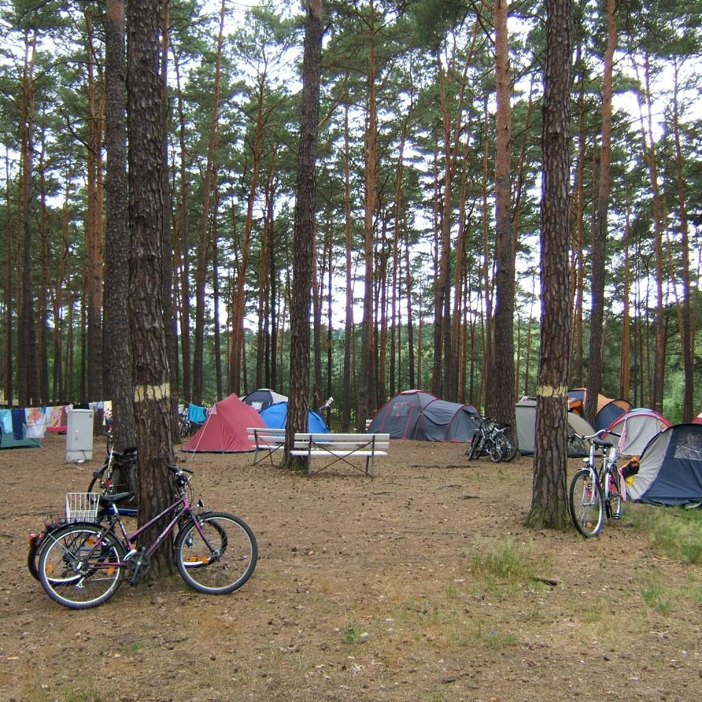 Campingplatz Springsee