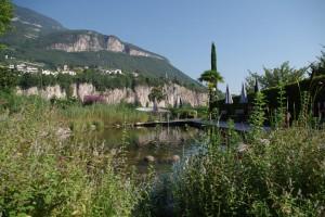 Camping Obstgarten - kleiner idyllischer Campingpark im Süden Südtirols