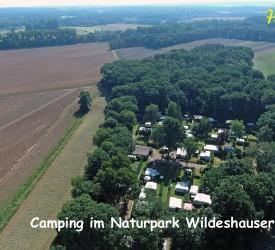 Camping im Naturpark Wildeshauser Geest