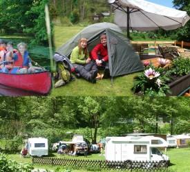 Camping in Thüringen (Campingplätze)