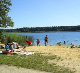 Camping in Brandenburg (Campingplätze)