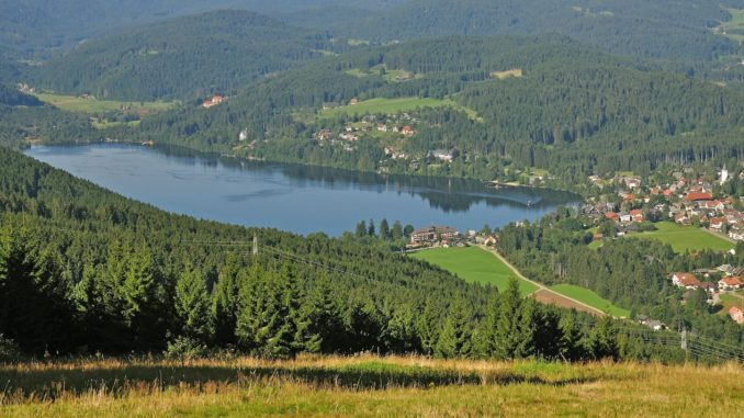 Camping am Titisee