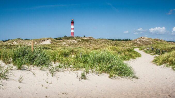 Camping Nordsee Leuchtturm
