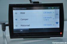 Navigationsgeräte für Camper im Test