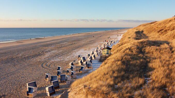 Nordsee Camping Strand