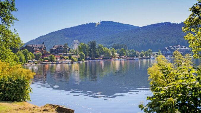 Titisee Schwarzwald Camping