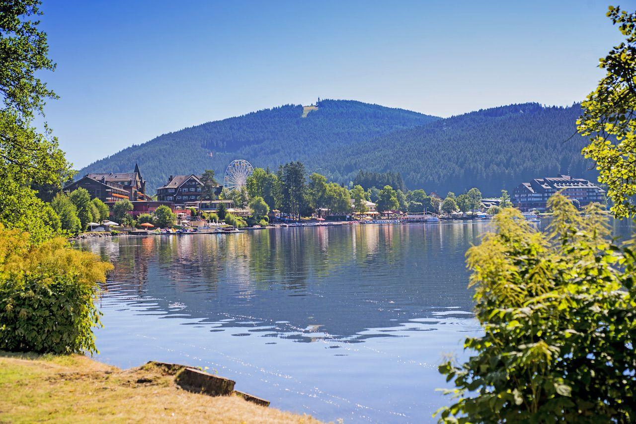 Campingplätze Schwarzwald Am See